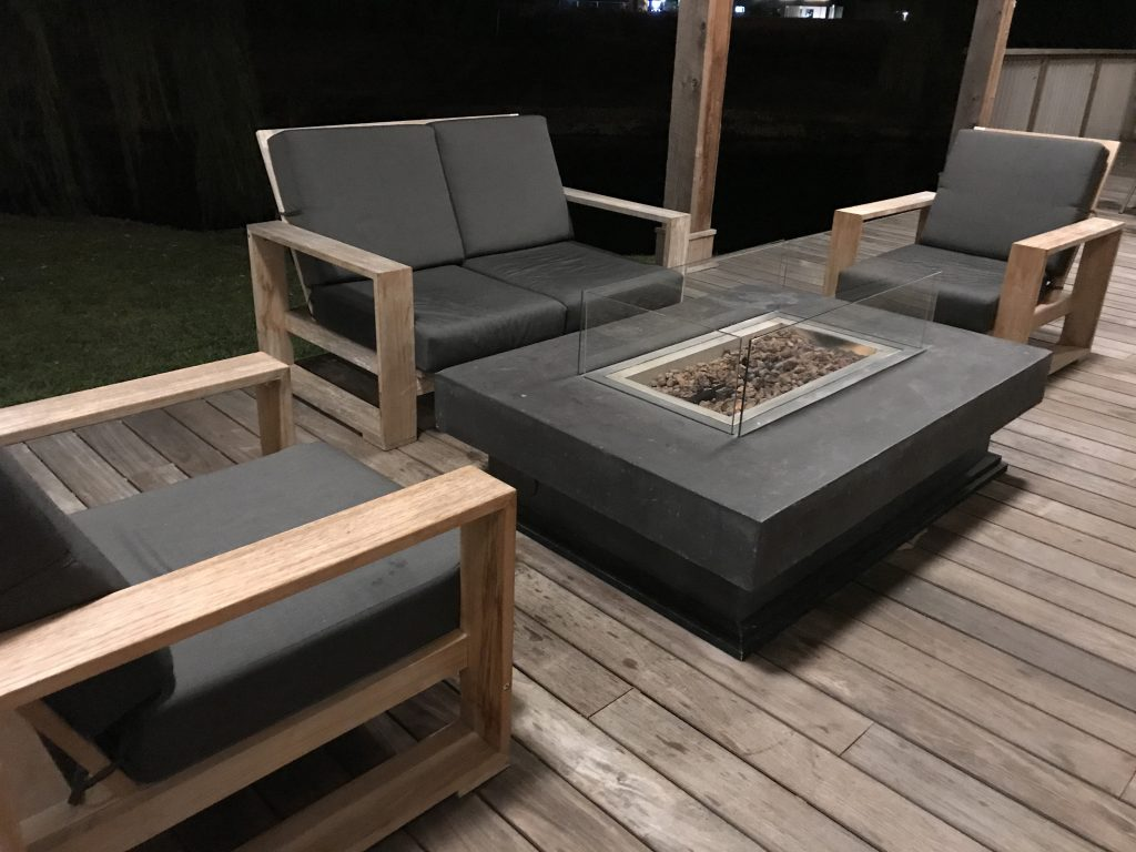 Firefly Grill Firepit