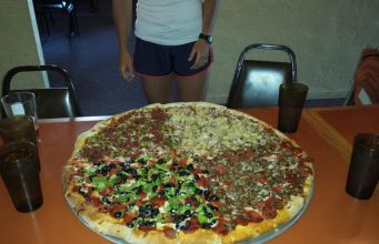 Willy's Colossal Pizza Challenge